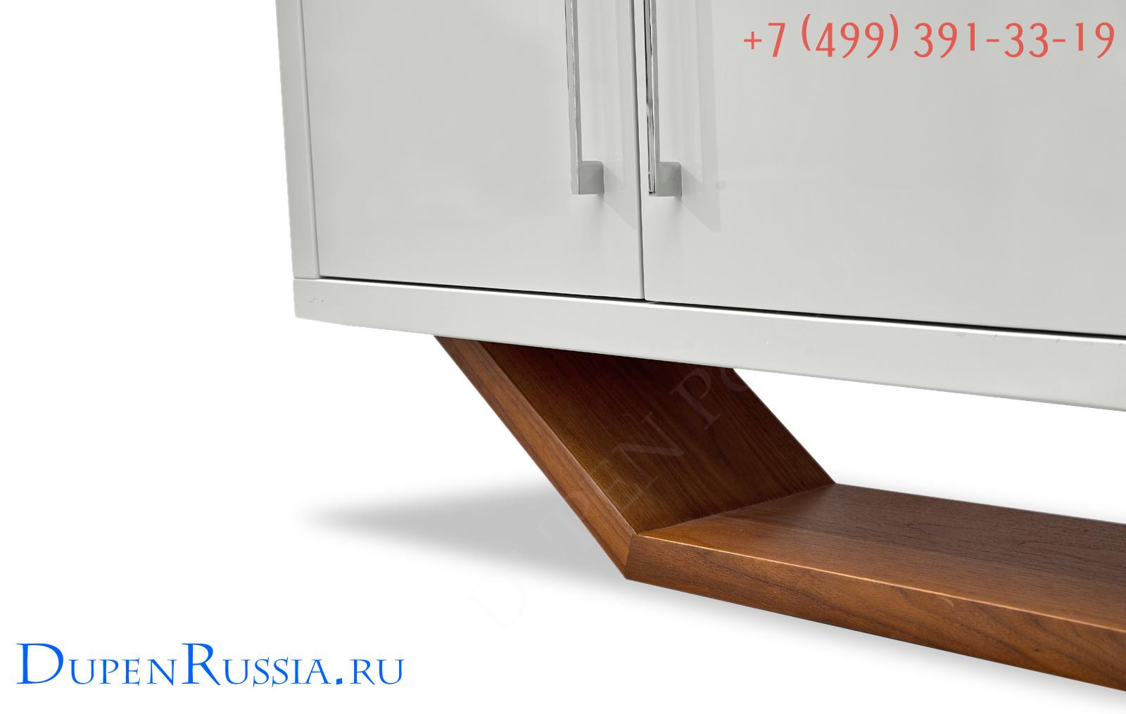 Буфет ESF TG1647 кремовый/орех