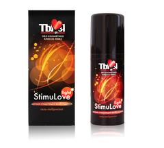 Гель-лубрикант StimuLove light для мягкой стимуляции возбуждения - 20 гр. -