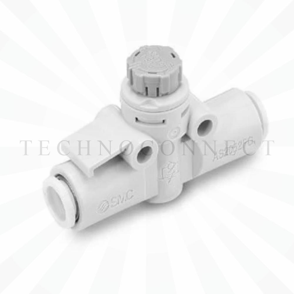 AS4002F-10   Дроссель с обратным клапаном, б/р 10