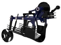 Картофелекопатель грохотный СКАУТ для минитрактора и мотоблока