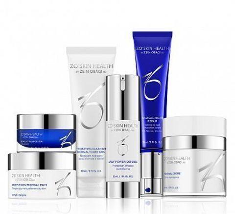 ZO Skin Health Фаза 3: Агрессивная антивозрастная программа