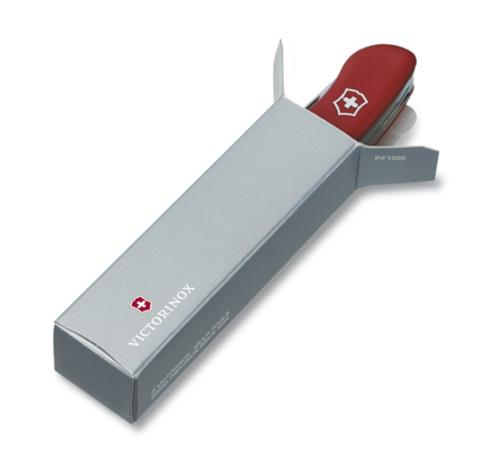 Нож Victorinox Rucksack, 111 мм, 12 функций, красный123