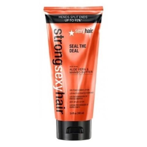 Sexy Hair Strong: Бальзам для запаивания секущихся кончиков (Seal The Deal Split end Mender), 100мл