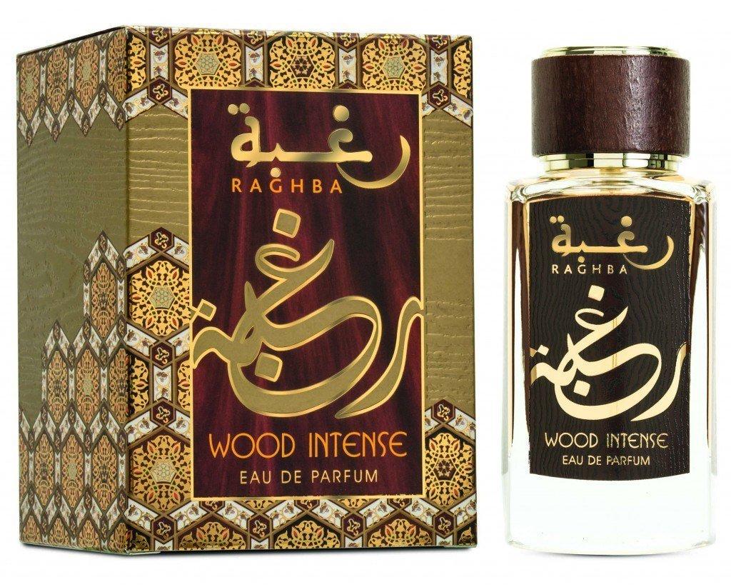 Lattafa Raghba Wood Intense EDP