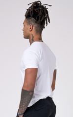 Мужская футболка Nebbia Men`s T-Shirt 593 White