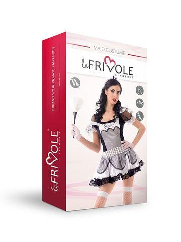 Эротический костюм для ролевых игр Le Frivole Старательной домработницы, размер S