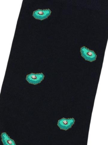 Носки Авокадо черные