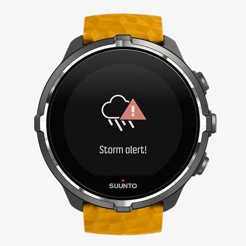 SUUNTO Spartan Sport Wrist HR BARO - Amber