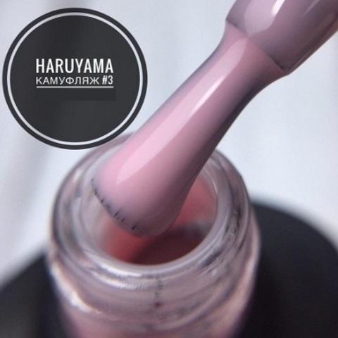 гель лак Haruyama 8мл(Камуфляж) (BF03)