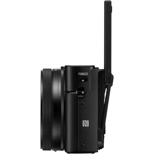 DSC-RX100M7 фотоаппарат Sony купить в Sony Centre Воронеж