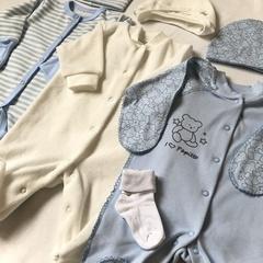 Набор одежды для новорожденных в роддом, мальчик, вид 3