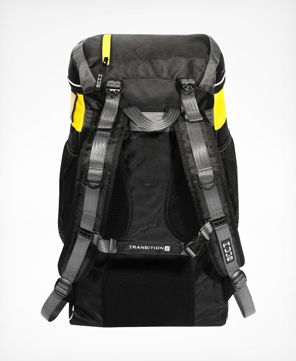 HUUB Varman Limited Edition Fluo Wetsuit + Transition 2 Bag
