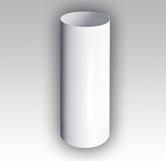 Воздуховод круглый 150 мм 1,0 м пластиковый