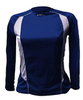 Рубашка Craft Track and Field женская темно-синяя