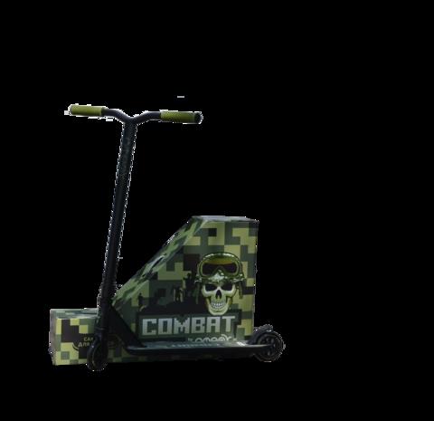 трюковый самокат ATEOX COMBAT 2019