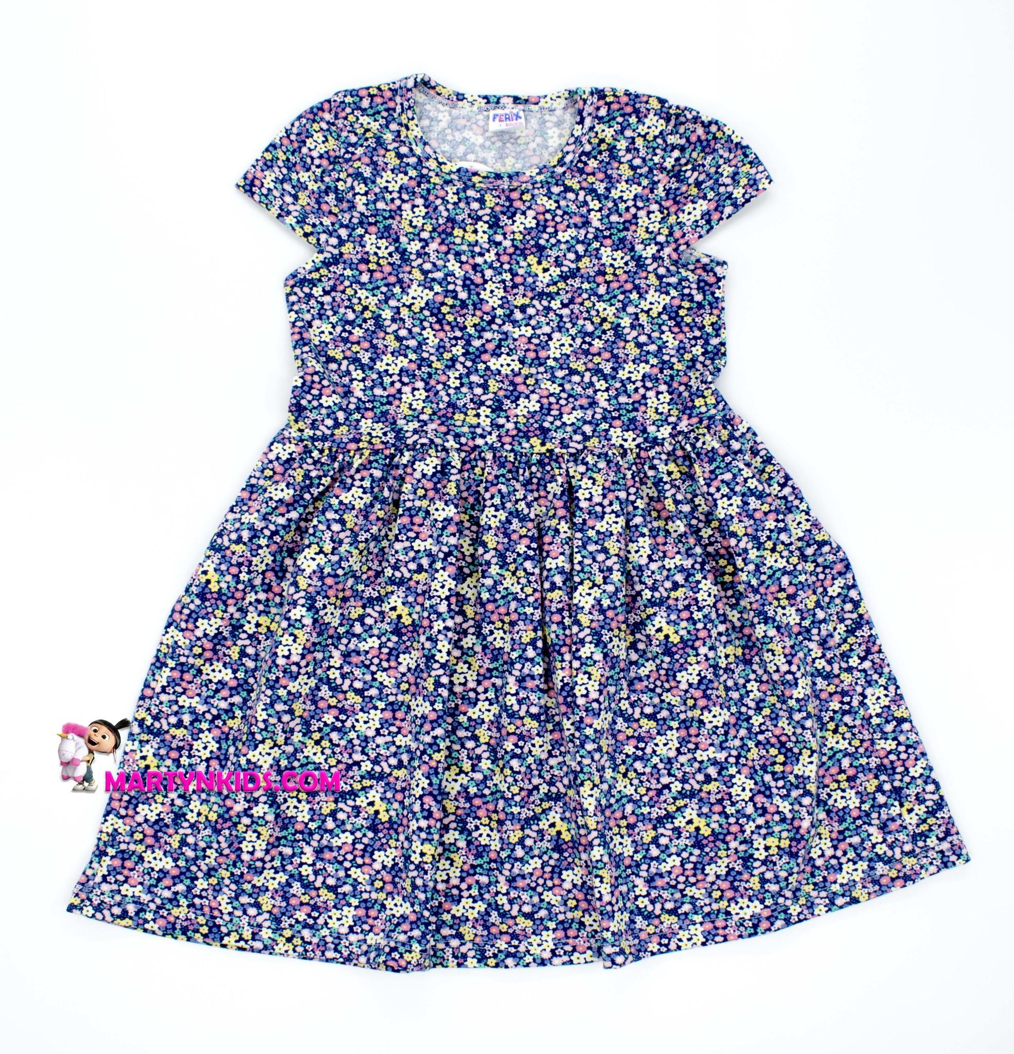 2420 платье Цветочный луг 2