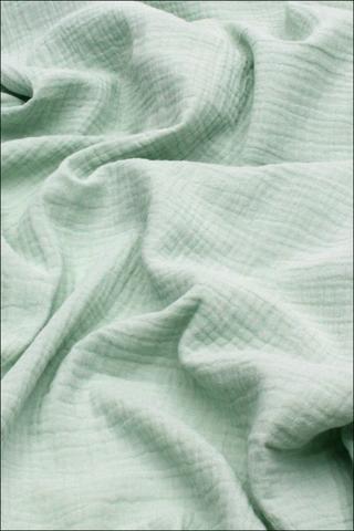 Ткань муслиновая,светлая фисташка