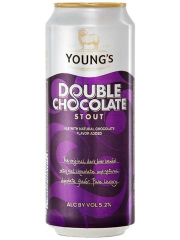 Double Chocolate Stout / Дабл Шоколад Стаут (пивной напиток темный)