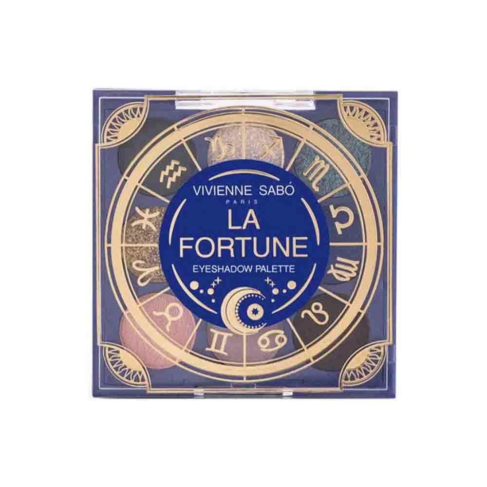 Тени для век Zodiaque La Fortune Eyeshadow Palette