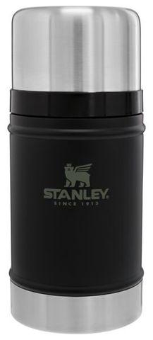 Термос для еды Stanley Classic (0,7 литра), черный