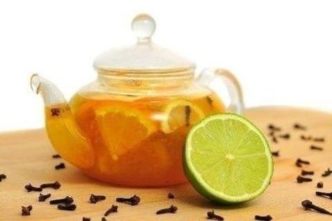 Апельсин и зеленый чай, отдушка (Англия) 10мл
