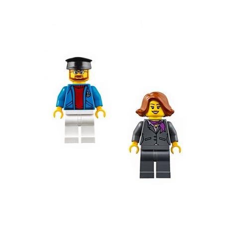 LEGO City: Паром 60119 — Ferry — Лего Сити Город
