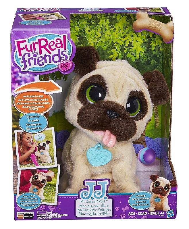 FurReal Friends интерактивная игрушка Игривый Щенок