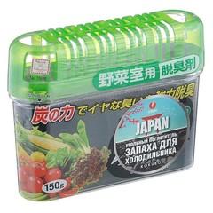Дезодорант-поглотитель запахов для овощной полки 150 гр