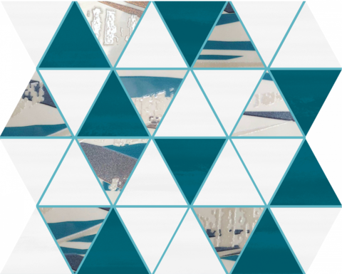Мозаика Mosaic Blur Jungle
