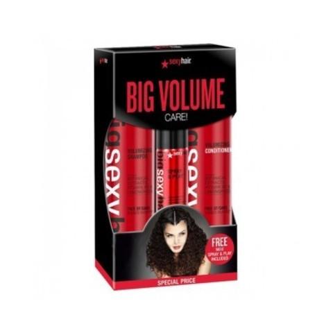 Sexy Hair Big: Набор для волос