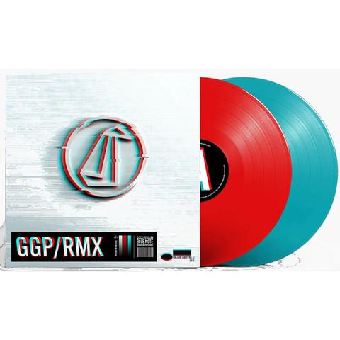 GoGo Penguin / GGP-RMX (Limited Edition)(Coloured Vinyl)(2LP)