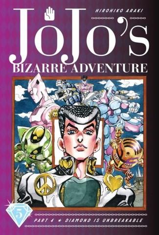ARAKI, HIROHIKO: Jojo's Bizarre Adventure: Part 4-Diamond Is Unbreakable, Vol.5