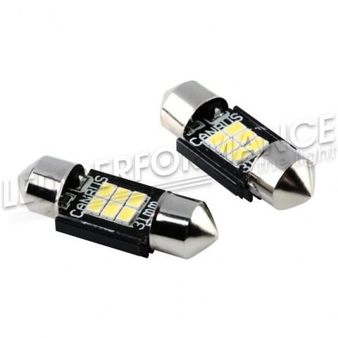 Автомобильная лампа 31mm C5W DE3175 CANBUS