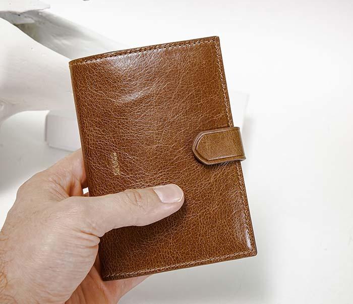 BC222-2 Обложка для паспорта и карточек «Berger» фото 05