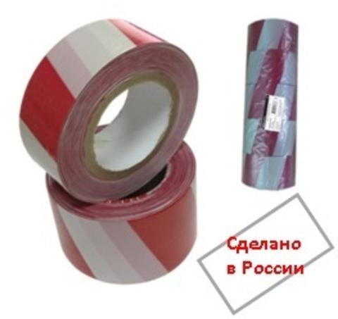 Лента оградительная (упак. 5 шт.) ЛСО-50х250 TDM