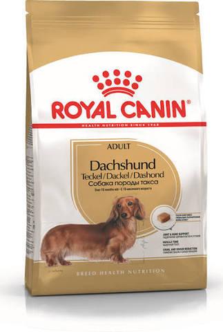 Royal Canin Dachshund Adult ( 7.5 кг) для собак породы Такса старше 10 месяцев
