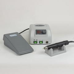 Аппарат для маникюра Prime 221 с педалью серый
