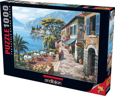 Puzzle Teras Cafe II. Overlook Cafe II   1000 pcs