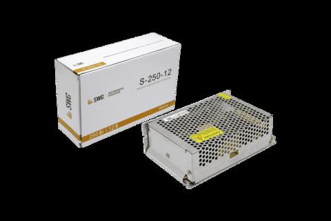 Блок питания IP20 12В для светодиодной ленты 250Вт