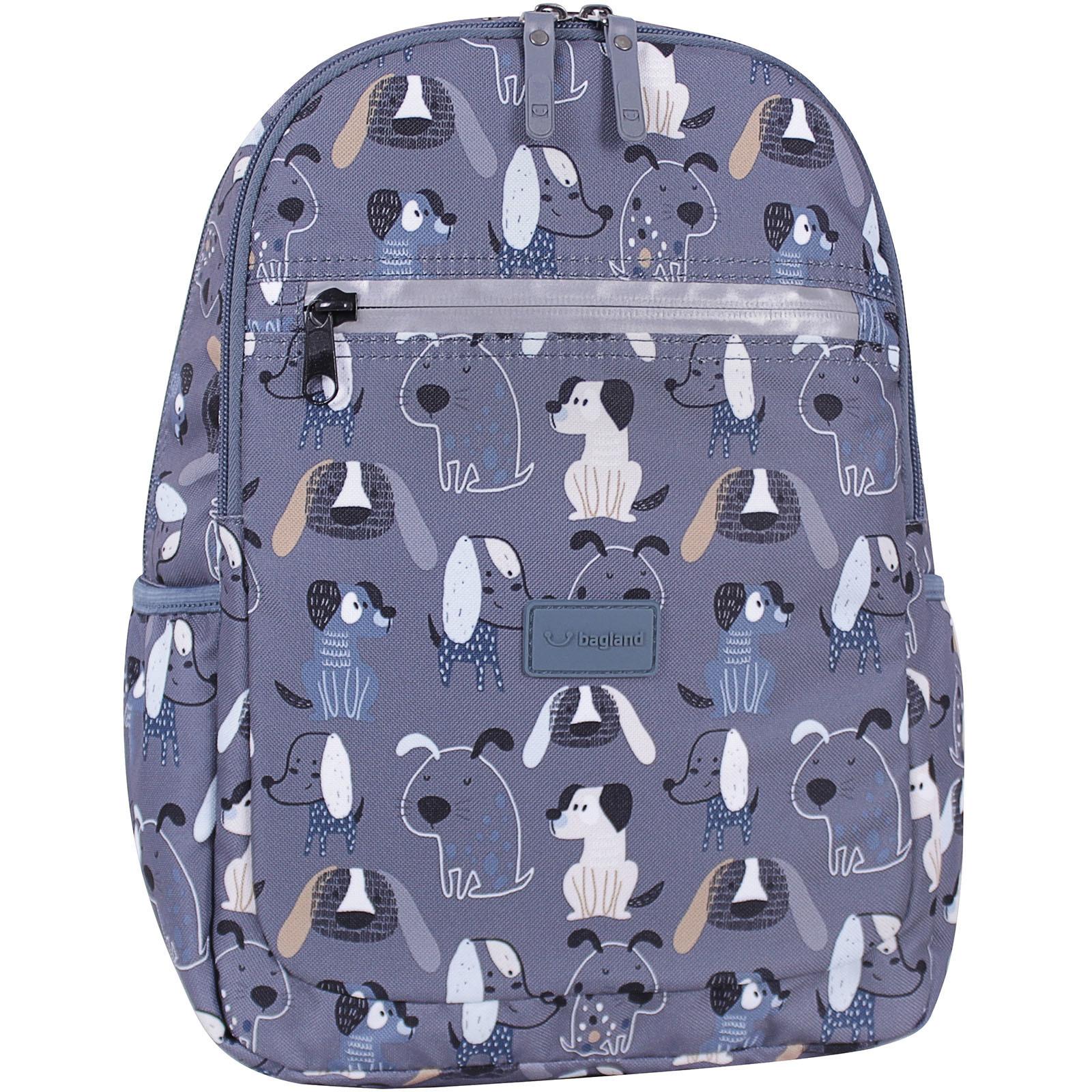 Молодежные рюкзаки Рюкзак Bagland Young 13 л. сублімація 771 (00510664) IMG_1691суб.771.JPG