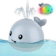 Игрушка для ванной Кит фонтан