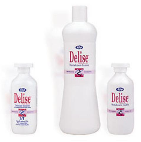 Нейтрализатор для волос после химической завивки - Lisap Delise Neutralizer 1000 мл
