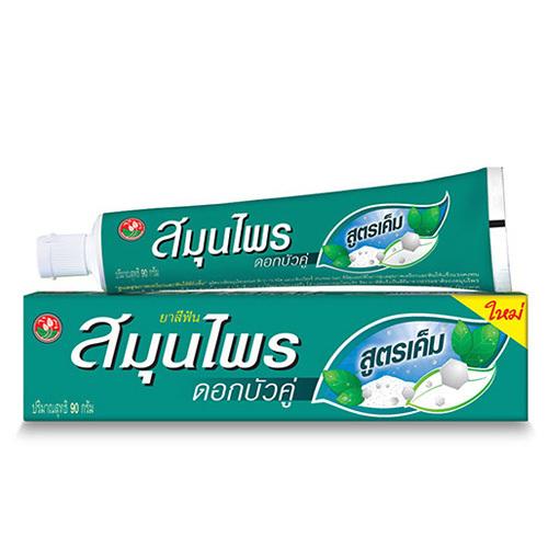 Тайская зубная паста с солью