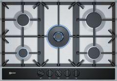 Газовая варочная панель Neff T27DA69N0 75см нержавеющая сталь фото