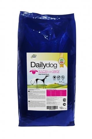 Сухой корм DailyDog Adult Small Breed Lamb and Rice для взрослых собак мелких пород с ягненком и рисом 12 кг
