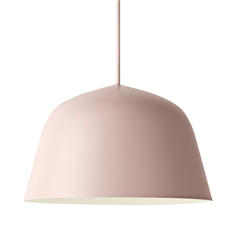 Подвесной светильник копия Ambit by Muuto (розовый)