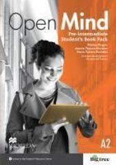 Open Mind British English Pre-Intermediate Student's Book Pack Standard