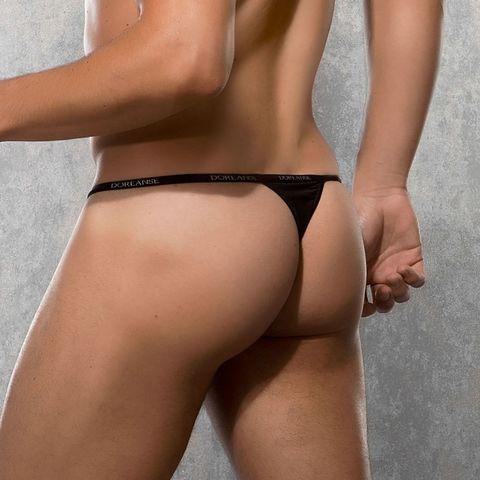 Трусики-стринги на узкой резинке