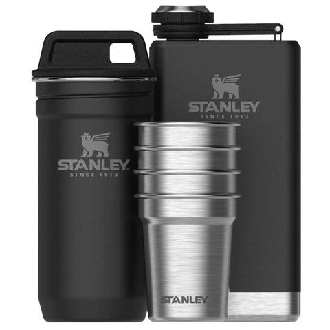Фляга Stanley Adventure 0.23л. черный (10-01883-035)