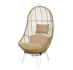 Кресло садовое Koopman Malta Biege